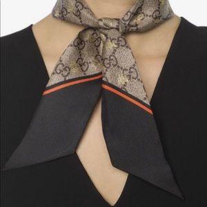 Gucci Neckerchief silk new
